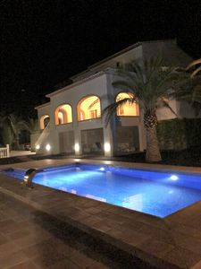 Photo for Villa with sea view and bay of Javea