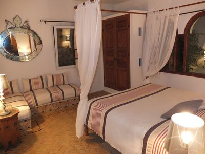 Photo for Darmimouna - room Odalisque for 2 people with bathroom + breakfast included
