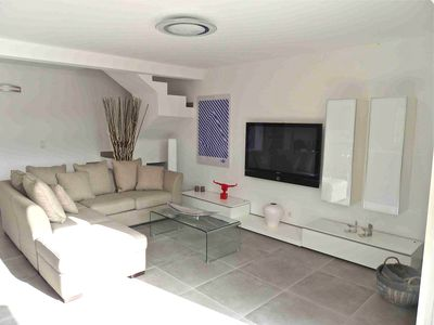 Photo for PALOMBAGGIA, Duplex Penthouse, 5 Rooms, 3SDB, 120M2,