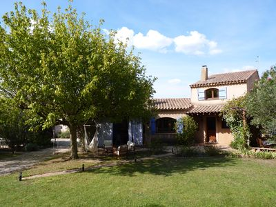 Photo for apartment with pool in Provençal Gard