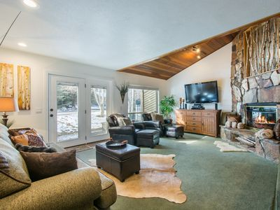 Photo for Quail Meadows 23: 3 Bedroom, Private Hot Tub, Close to Park City Ski Resort