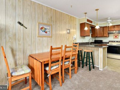 Photo for Ocean & Bay view Condo w/ access to dock, pool, and close walk to beach