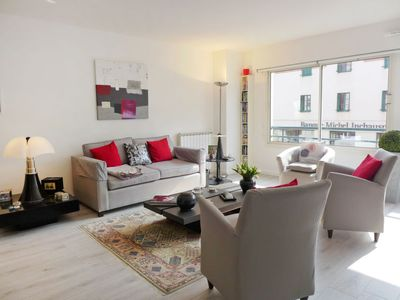 Photo for Apartment HERNANI in Saint-Jean-de-Luz - 4 persons, 2 bedrooms