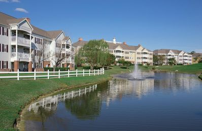 Photo for Family-Friendly Condos w/ Two Pools, Mini Golf, Nearby History & Full Kitchen
