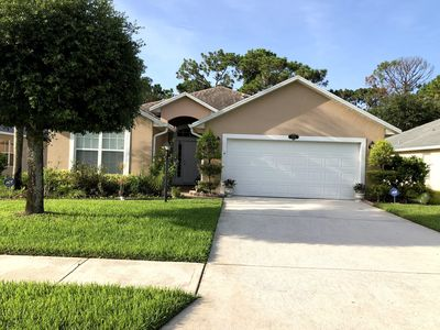 Photo for Lovely 3BD 2BA Palm Bay Home, Convenient Location