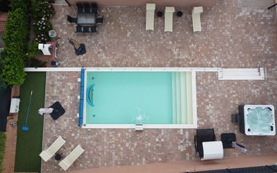 Photo for Villa Dalmatian with heated pool and whirlpool.