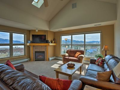Photo for Frisco Condo w/ 360 Mountain & Lake Dillon Views!