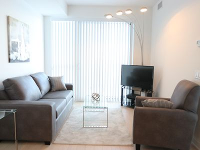Photo for Beautiful City view Waterfront Property 1 Bedroom
