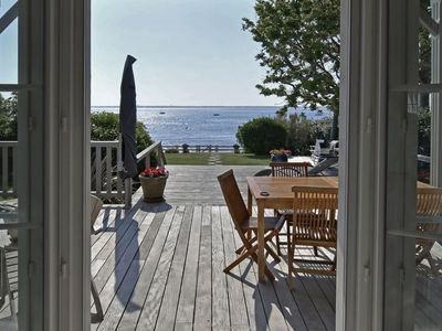Photo for Villa de la Plage - Sea View Beach Access - Pyla