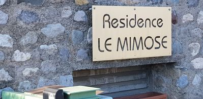 Photo for Residence le Mimose, apartment with pool 2 km from Garda Golf.