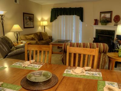 Photo for 1st Floor Downtown Condo, Easy Indoor Pool Access, Free Tickets