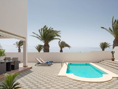 Photo for Villa Salinas with garden and private pool