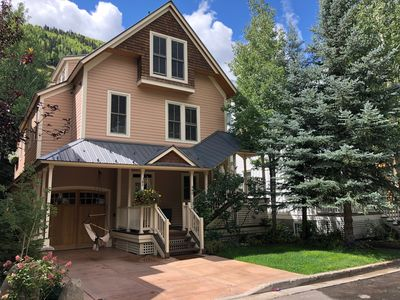 Photo for Beautiful River Trail Home in Telluride, Close to the Gondola