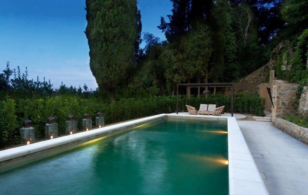 Luxury Villa 10 Minutes From Florence With Pool Gavinana