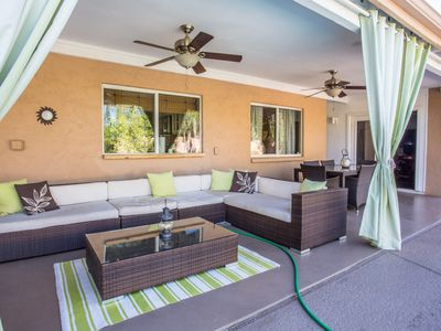 "Photo for North Scottsdale ""Happy House"" Retreat Sleeps 13 has it ALL!"