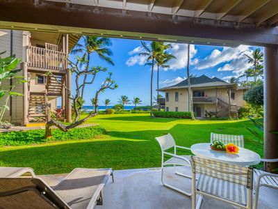 Photo for Kaha Lani #115, Ocean View, Steps to Beach, Remodeled Kitchen, King Bed, Wifi