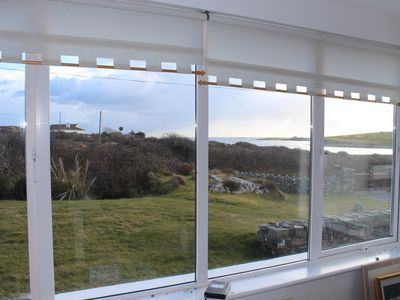 Photo for Ballyconneely: Beautiful bright property between sea and lake