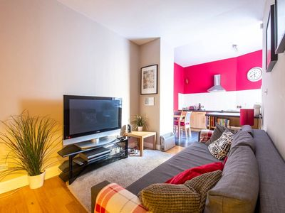 Photo for Amazing Location - Charming Apartment by the Edinburgh Castle!