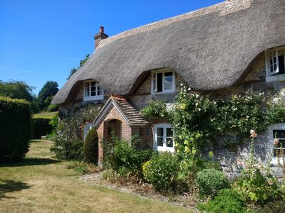 Photo for Charming 1660's Cottage.