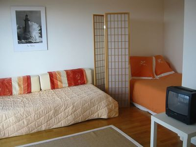 Photo for Studio any comfort in the residential area of ​​Boulogne-Billancourt North