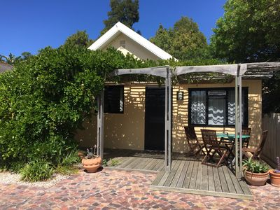 Photo for Garden house with pool in a quiet location in Knysna