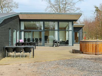 Photo for Cozy Holiday Home in Hadsund with Private Whirlpool