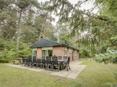 Photo for 18-person reunion bungalow in the holiday park Landal Heideheuvel - in the woods/woodland setting