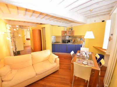 Photo for Apartment in Lucca with 1 bedrooms sleeps 4