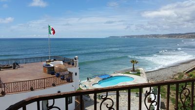 Photo for Casa Olas - 2 bedroom - ocean view -Pool and Jacuzzi