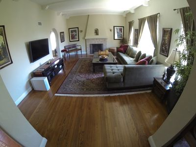 Photo for Luxurious/Spacious Spanish Home/ Duplex in Prime Location.