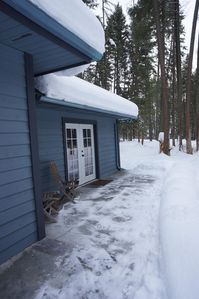 Photo for Cozy Whitefish Studio Guest House with Loft