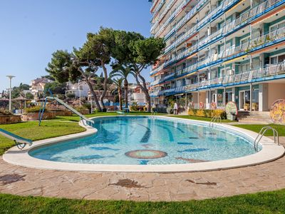 Photo for Boutique Apartment in Canet de Mar with Swimming Pool
