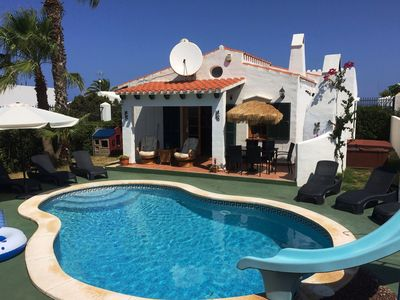 Photo for Lovely Spanish Villa with Heated Pool,Hot Tub,SKY TV,Air Con,Xbox,FREE WI-FI!