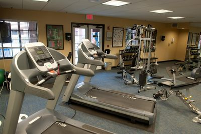 Varsity Clubs of America Tucson Fitness Room