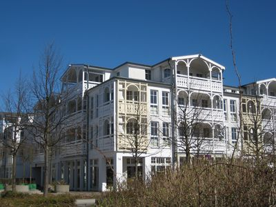 Photo for sunny apartment with 2 balconies - between Lake Sellin and the Baltic Sea