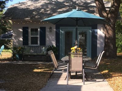 Photo for Downtown Ozona Guesthouse! Includes Bikes & kayaks, & dog friendly too!