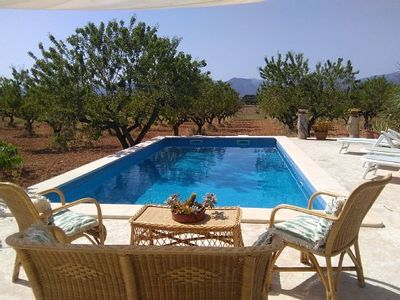 Photo for Self catering Ca´n Brusquer for 6 people