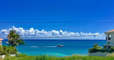 Photo for Ocean facing spacious One Bedroom Apt  two minutes walk to the beach