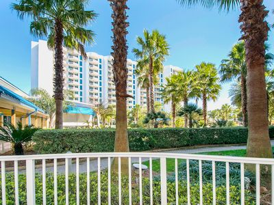 Photo for ☀Sweet Retreat-Palms 2103 Jr.2BR/2BA ☀DEAL>Oct 18 to 20 $514 Total! Ground Floor