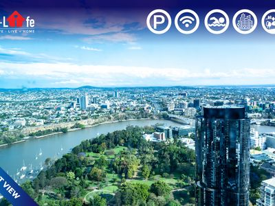 Photo for Living in Brisbane's Tallest Residential Tower! In the Heart of City!