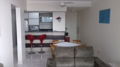 Photo for Large apartment with 4 bedrooms 5 minutes from the beach