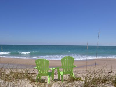 Photo for Private Oceanfront Beach House With Pool And Great Fishing