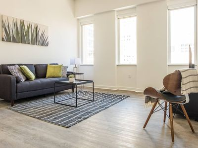 Photo for 1-Bedroom Apt with City Views near Sprint Center