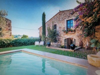 Photo for Stone house close to beaches in Costa Brava
