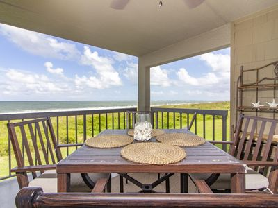 Photo for New Listing ~ Direct Oceanfront Condo ~ Steps to the Beach & Restaurants!