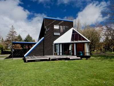 Tawa Retreat - Ohakune Holiday Home