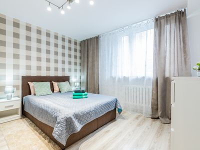Photo for New and stylish apartment next to Market Square