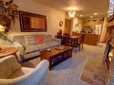 Photo for 2 Bdrm Condo at Red Hawk Lodge 2248 by Summitcove Vacation Lodging