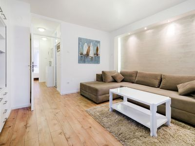 Photo for ARENA LUXURY WHITE APARTMENT WITH TERRACE, 48 m2