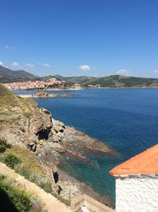 Photo for Banyuls sur mer (Pyrénées Orientales) ideal for a family